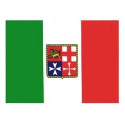 BANDIERA ADESIVA ITALIA 20X30
